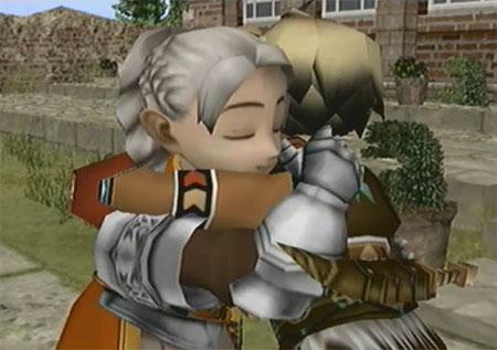 Hug! =D