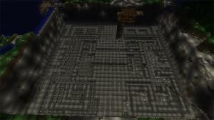 Etria Maze Takes Shape
