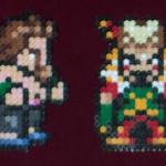 Galuf and Kefka (Final Fantasy)