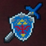 Master Sword and Hylian Shield (Legend of Zelda)