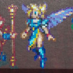 Ryu, Katt, Nina and Jean (Breath of Fire II)