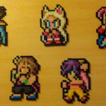 some Final Fantasy V jobs